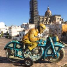 Motos: MOTO ANTIGUA DE HOJALATA BALLON CORDATIC. Lote 105342780