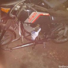 Motos: REMATE 750€.MOTOCICLETA . JAWA 350 CON DOCUMENTACION DE BAJA HACE AÑOS.MOTOR EN UNA CAJA, COMPLETO.. Lote 106833336