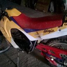 Motos: DERBI SABANNAH. Lote 108829119