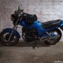 Motos: MOTOCICLETA CLASICA YAMAHA XS 400.MAS DOS TUBOS DE ESCAPE ADICIONALES.. Lote 108933824