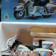 Motos: HARLEY-DAVIDSON, JUGUETE AÑOS 70/80 - MARTOUS. Lote 109356691