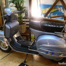 Motos: VESPA 90 SPRING. 1966. 150CC. TOTALMENTE RESTAURADA. PAPALES Y SEGURO EN REGLA.. Lote 109397787