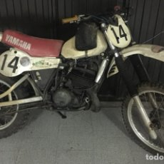 Motos: MOTO YAMAHA YZ 465 2T 1980 UNICA A LA VENTA EN ESPAÑA. Lote 111911452