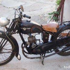 Motos: MOTOCICLETA NEW MAP BK 109 125 CC.. Lote 112149351