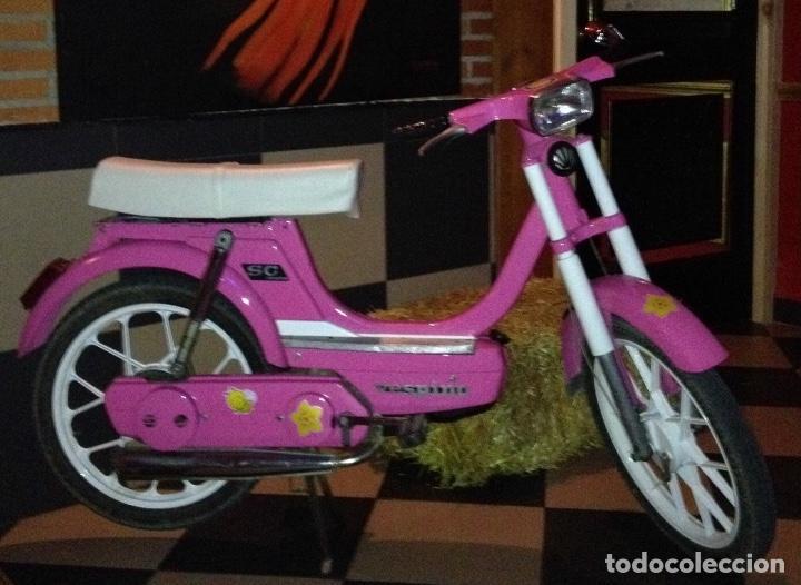 VESPINO SC VINTAGE (Coches y Motocicletas - Motocicletas Clásicas (a partir 1.940))