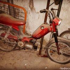 Motos: BJS. MOTO PUCH CARIBE. TODA. DE COLECCION. Lote 113192448