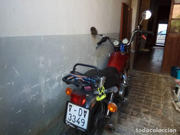 Motos: recien revisada ruedas nuevas filtros cadena y piñones transmision - Foto 3 - 116581679