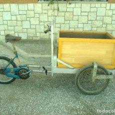 Motos: TRICICLO CARGA FRONTAL (PERSONA BAJITA ). Lote 116582919