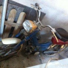 Motos - MOTO HONDA SERVETA 49 C.C. 4 TIEMPOS - 118100619