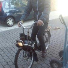 Motos: ANTIGUA MOTOCICLETA VELO SOLEX 3800 IMPECABLE FUNCIONA. Lote 118166330