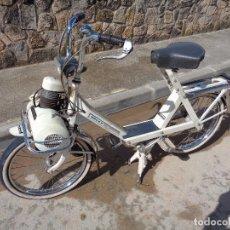 Motos: BICICLETA A MOTOR SOLEX FRANCESA. Lote 118362271