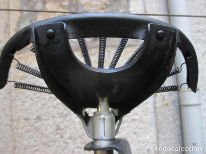 Motos: SILLIN ASIENTO DE CICLOMOTOR MOBILETTE - SIN TAPIZAR - EXCELENTE CONSERVACION + INFO. - Foto 2 - 120860371