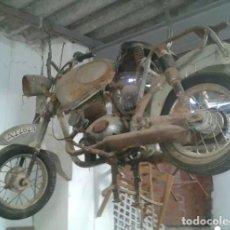 Motos - Moto antigua marca ISO - 121125071
