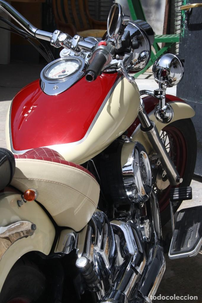 Motos: yamaha drag star 1100 - Foto 1 - 121357735