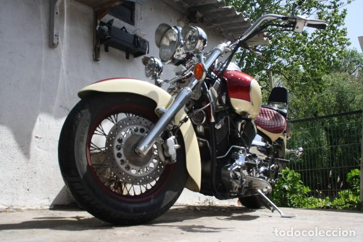 Motos: yamaha drag star 1100 - Foto 8 - 121357735