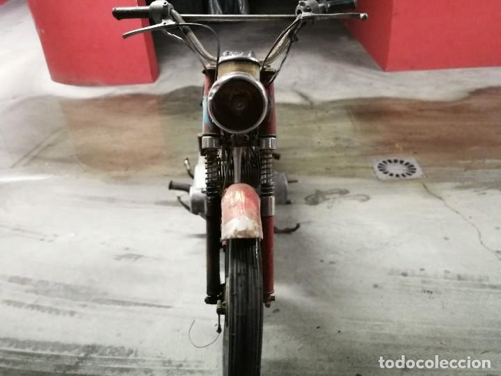 Motos: Moto clásica, Yamaha YL1 - Foto 5 - 123088627