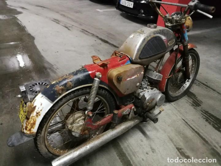 Motos: Moto clásica, Yamaha YL1 - Foto 8 - 123088627