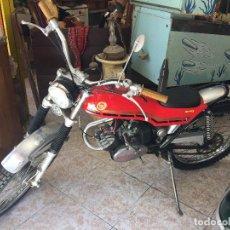 Motos: ESPECTACULAR MOTO MONTESA COTA 49. ABSOLUTAMENTE RESTAURADA Y PUESTA A PUNTO. UNA JOYA.. Lote 124900183