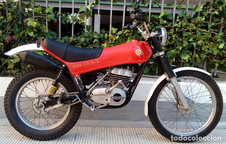 MONTESA COTA 348 TRAIL (Coches y Motocicletas - Motocicletas Clásicas (a partir 1.940))