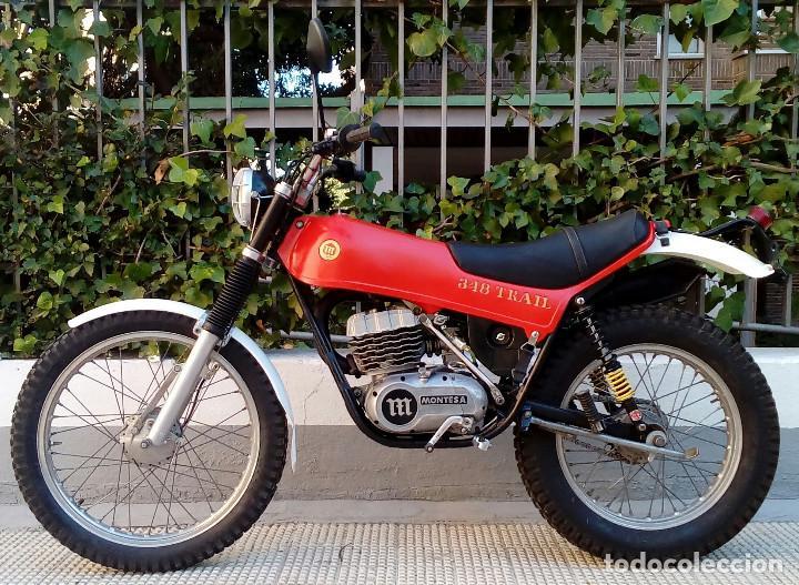 Motos: Montesa Cota 348 Trail - Foto 2 - 158571552