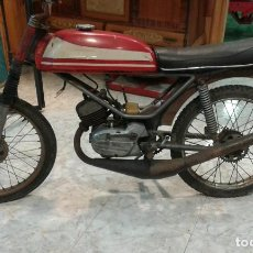 Motos: DERBI 74 CC. Lote 129667083