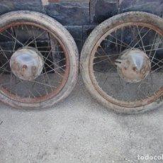 Motos - Ruedas de moto ISO - 130980624
