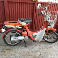 Motos: MOTOCICLETA HONDA NC50 EXPRESS. Lote 131703686