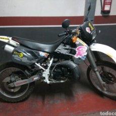 Motos: HONDA CRM 125CC,AÑO 1996.MATRICULADA. Lote 133074854