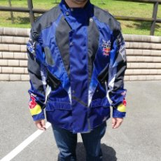 Motos: CHAQUETA MOTORISTA RED BULL. Lote 139795122