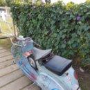 Motos: VESPA FARO BAJO SEGUNDA SERIE 1955. Lote 145249124