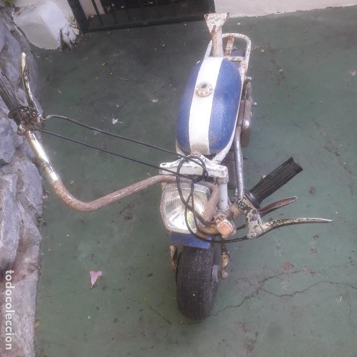 MINI MARCELINO (Coches y Motocicletas - Motocicletas Clásicas (a partir 1.940))