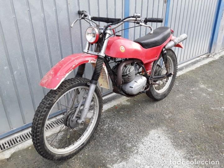 Motos: Montesa 247 T, años 70, arranca. - Foto 5 - 146592554