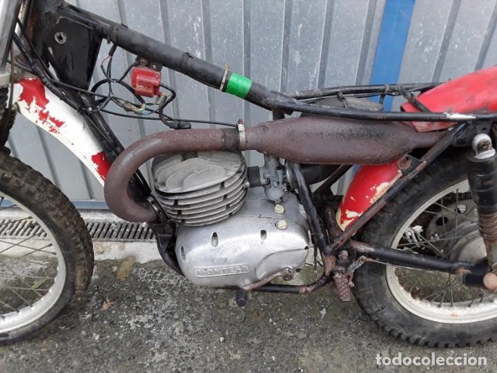 Motos: Montesa 247 T, años 70, arranca. - Foto 7 - 146592554