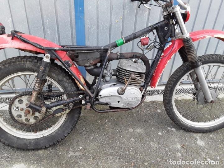 Motos: Montesa 247 T, años 70, arranca. - Foto 8 - 146592554