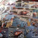Motos: 33 PÓSTERS CENTRALES REVISTA MOTOCICLISMO. Lote 149834070