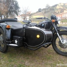 Motos: URAL DNEPR 650CC CON SIDECAR. Lote 150584338