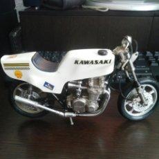 Motos: PRECIOSA MOTO KAWASAKI 500 GP GUILOY COLECIÓN. Lote 151782917