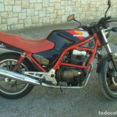 Motos: HONDA CBR 450 SPORTS CLASICA DOCUMENTOS ITV Y SEGURO. Lote 152427862