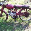 Motos: MOTO GUZZI ISA-49CC PARA RESTAURAR COMPLETA DE PIEZAS ORIGINALES AÑO 1963 CON DOCUMENTACIÓN!!! LEER. Lote 159159158