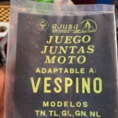 Motos: JUNTA PARA MOTO ADAPTABLE A VESPINO MARCA AJUSA . Lote 154013910