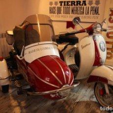 Motos: VESPA VBB 1969 CON SIDECAR ORIGINAL. Lote 154569938