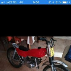 Motos: MOTO MONTESA COTA 25 RESTAURADA!!! IDEAL PRINCIPIANTES AL TRIAL... Lote 154941098