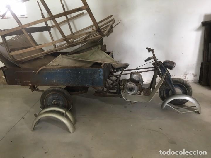 ISOCARRO ISO (Coches y Motocicletas - Motocicletas Clásicas (a partir 1.940))
