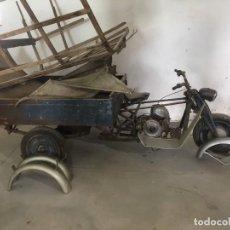Motos: ISOCARRO ISO. Lote 155614926