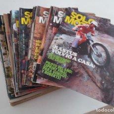 Motos - Lote de 40 revistas Solo Moto. Entre el 176 y el 348. - 158380982