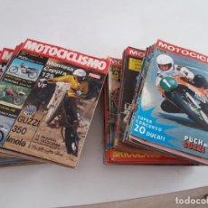 Motos - Lote de 63 revistas Motociclismo. Entre el 460 y el 857 - 158386374