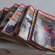 Motos - Lote de 41 revistas Motociclismo . Entre el 899 y el1094. - 158388390