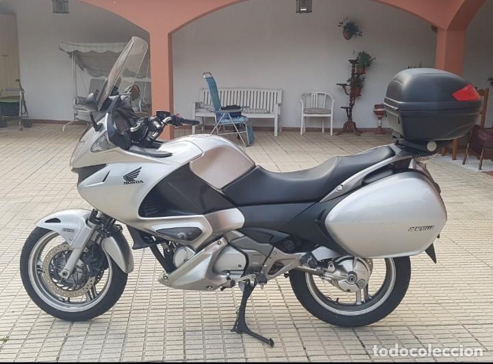 MOTO HONDA MODELO NT 750 CON ABS. AÑO 2008 (Coches y Motocicletas - Motocicletas Clásicas (a partir 1.940))