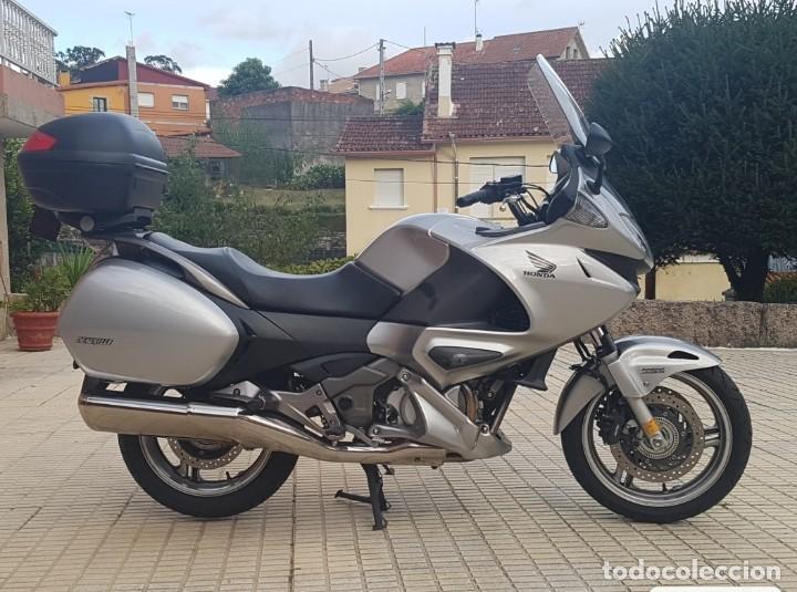 Motos: MOTO HONDA MODELO NT 750 CON ABS. AÑO 2008 - Foto 2 - 158618254