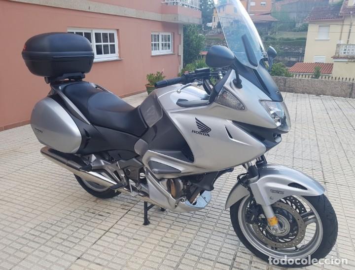 Motos: MOTO HONDA MODELO NT 750 CON ABS. AÑO 2008 - Foto 3 - 158618254